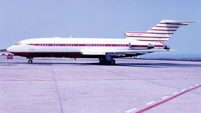 VP-CMN - Boeing 727-46 - Private