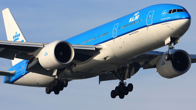 PH-BQL - Boeing 777-206(ER) - KLM Royal Dutch Airlines
