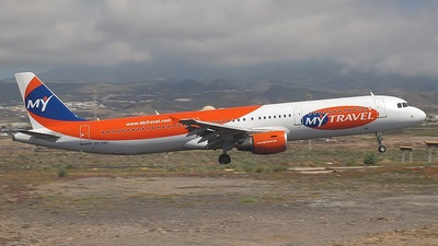 OY-VKC - Airbus A321-211 - MyTravel Airways AS