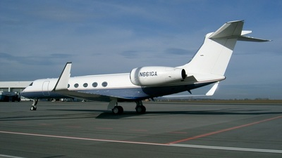 N661GA - Gulfstream G-V - Private