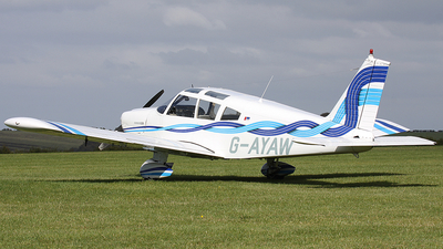 A picture of GAYAW - Piper PA28180 - [285805] - © hjcurtis