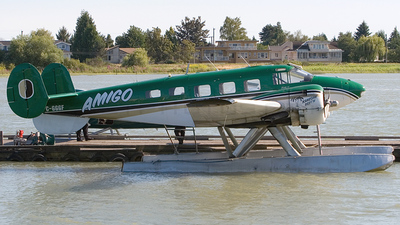 C-GGGF - Beech CT-128 Expeditor Mk.3NM - Amigo Airways