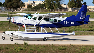 A6-TDA - Cessna 208 Caravan - Private