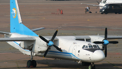 UR-CFX - Antonov An-26B - KAPO Aviakompania
