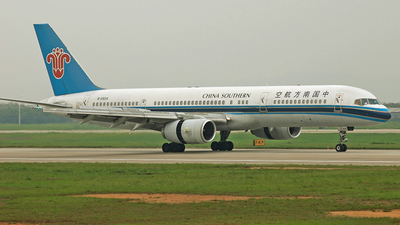 B-2804 - Boeing 757-21B - China Southern Airlines