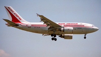 VT-EJH - Airbus A310-304(F) - Air India