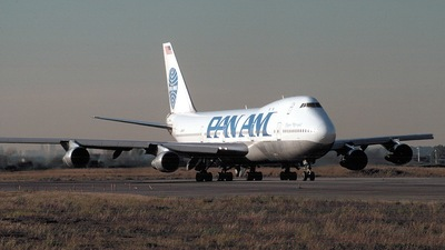 N652PA - Boeing 747-121 - Pan Am