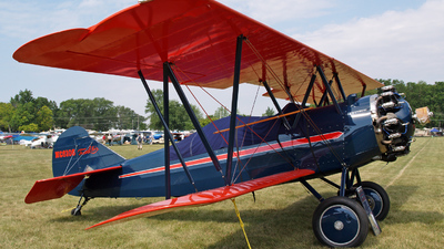 NC6106 - Curtiss-Wright Travel Air 4000 - Private
