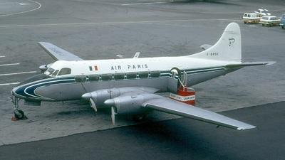 F-BRSK - De Havilland DH-114 Heron 1B - Air Paris