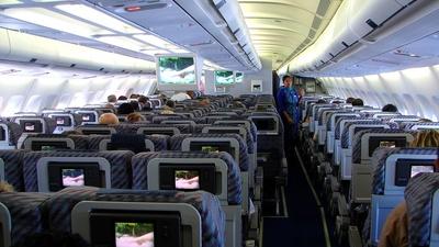 3B-NAV - Airbus A340-312 - Air Mauritius