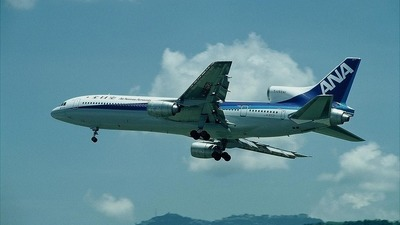 JA8521 - Lockheed L-1011-1 Tristar - All Nippon Airways (ANA)