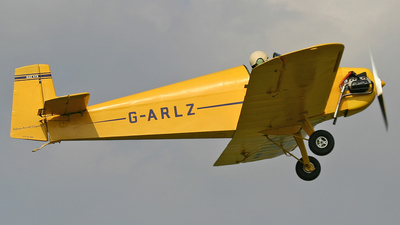A picture of GARLZ - Druine D.31A Turbulent - [RAE/578] - © perry harris