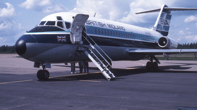 OH-LYD - McDonnell Douglas DC-9-14 - British Midland