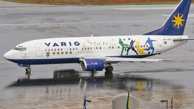 PP-VPY - Boeing 737-33R - Varig