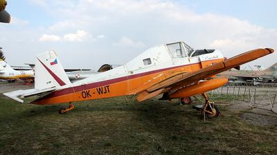 OK-WJT - Let Z-37 Cmelák - Private