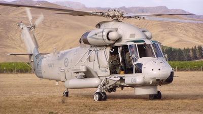 NZ3604 - Kaman SH-2G Super Seasprite - New Zealand - Navy