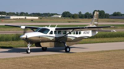 N1314X - Cessna 208B Grand Caravan - Cessna Aircraft Company