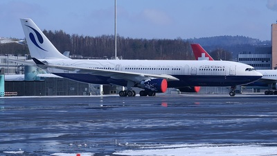 D-AXEL - Airbus A330-223 - Blue Wings