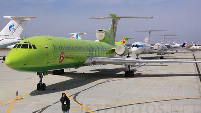 RA-85688  - Tupolev Tu-154M - S7 Airlines