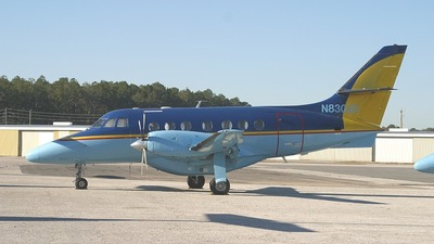 N830JS - British Aerospace Jetstream 31 - Sunrise Airlines