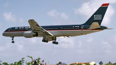 N918UW - Boeing 757-225 - US Airways