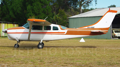 A picture of VHPAW - Cessna 2105A - [2050504] - © DaveWilson