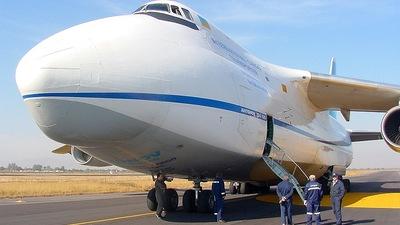 UR-82072 - Antonov An-124-100 Ruslan - Antonov Airlines