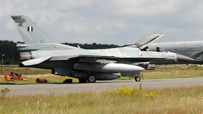 113 - Lockheed Martin F-16C Fighting Falcon - Greece - Air Force