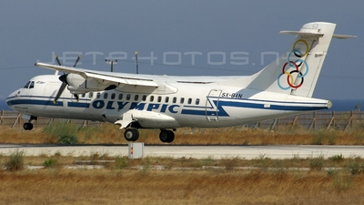 SX-BIN - ATR 42-300 - Olympic Airlines