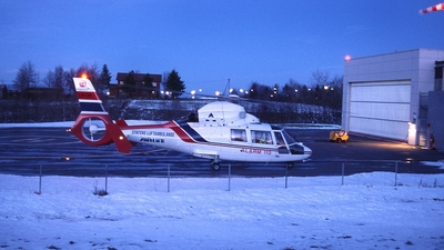 LN-OPL - Eurocopter AS 365N1 Dauphin - Airlift