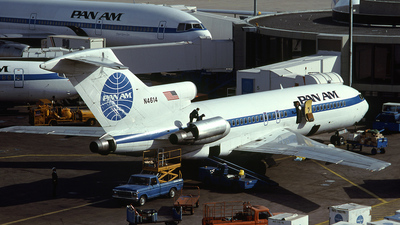N4614 - Boeing 727-135(F) - Pan Am (Defunct)