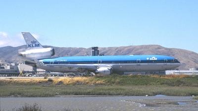 PH-KCI - McDonnell Douglas MD-11 - KLM Royal Dutch Airlines