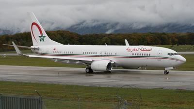 CN-MVI - Boeing 737-8KB(BBJ) - Morocco - Government
