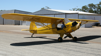 VH-BOX - Piper J-3C-65 Cub - Private