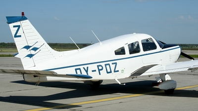OY-POZ - Piper PA-28-151 Cherokee Warrior - Private