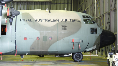 A97-012 - Lockheed C-130H Hercules - Australia - Royal Australian Air Force (RAAF)
