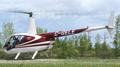 C-GELE - Robinson R44 Raven - Quebec Helicopters