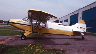 C-FTIH - Wagaero Sportsman 2+2 - Private