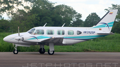 HK-3925P - Piper PA-31-310 Navajo - Private