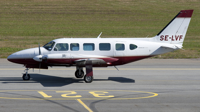 A picture of SELVF - Piper PA31350 Navajo Chieftain - [317405418] - © Markus Bakke