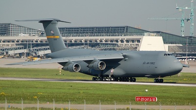 87-0039 - Lockheed C-5 Galaxy - United States - US Air Force (USAF)