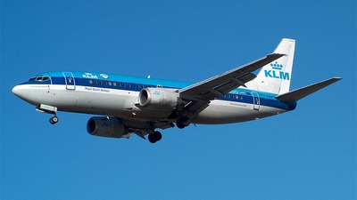 PH-BDO - Boeing 737-306 - KLM Royal Dutch Airlines