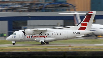 G-BYMK - Dornier Do-328-100 - ScotAirways
