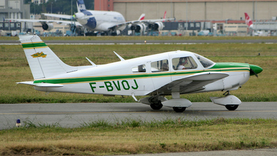 A picture of FBVOJ - Piper PA28180 Archer - [287405133] - © Yvan Panas