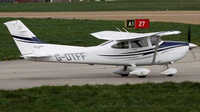 A picture of GDTFF - Cessna T182T Turbo Skylane - [T18208474] - © Brian T Richards