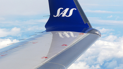 OY-KFK - Bombardier CRJ-900LR - Scandinavian Airlines (SAS)