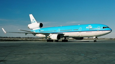 PH-KCC - McDonnell Douglas MD-11 - KLM Royal Dutch Airlines