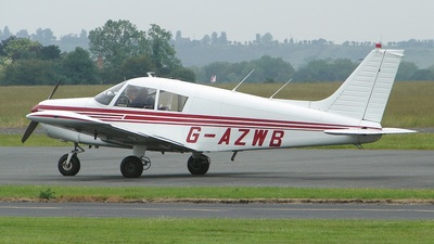 A picture of GAZWB - Piper PA28140 - [287225244] - © Robert Beaver
