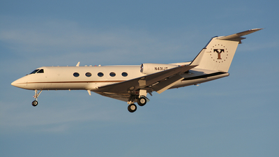 N431JT - Gulfstream G-III - Private
