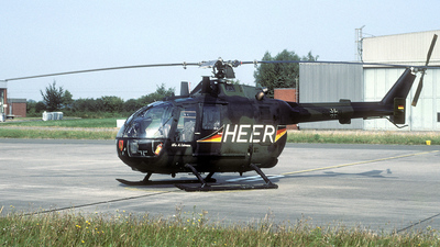 80-11 - MBB Bo105M - Germany - Army